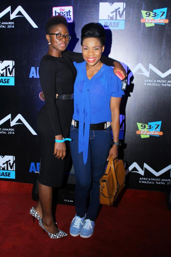 BOLANLE OKHIRIA AND KAFFY