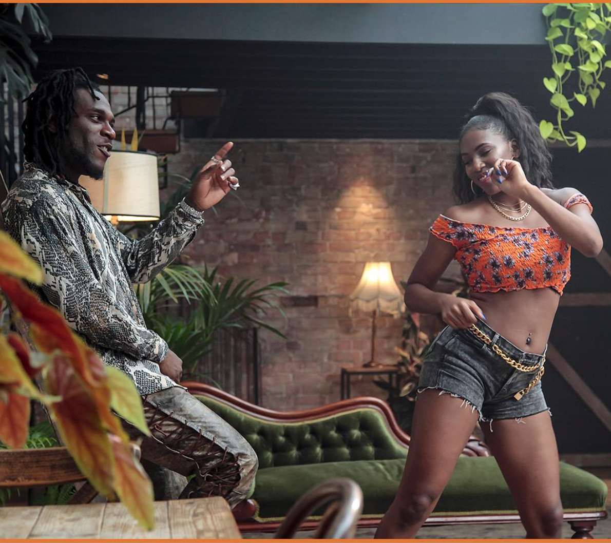 Burna Boy – On The Low [ViDeo]