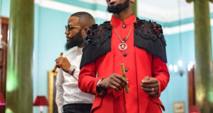 D'Banj – Something for Something ft Cassper Nyovest [ViDeo]
