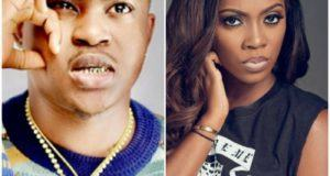 Danny Young and Tiwa Savage