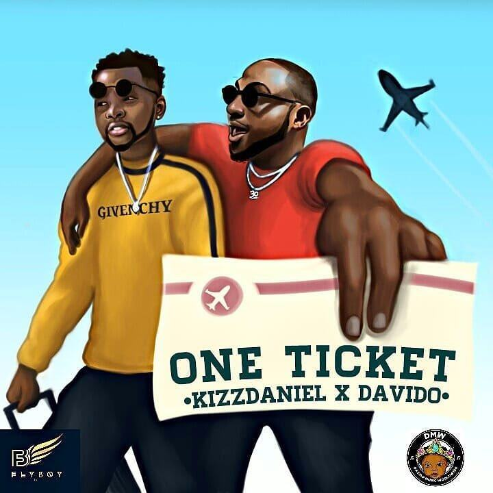 Kizz Daniel – One Ticket ft Davido [AuDio]