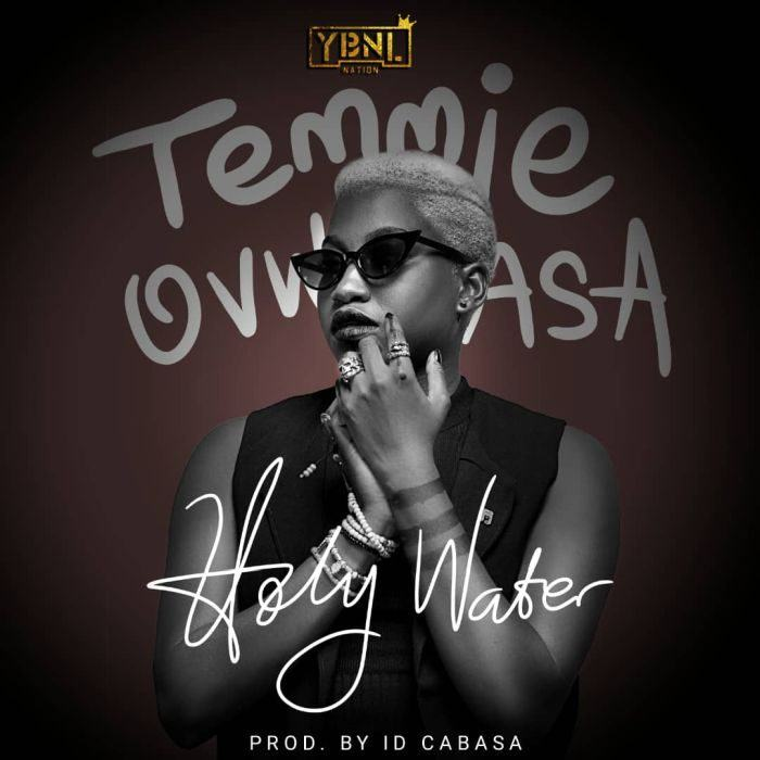 Temmie Ovwasa – Holy Water [ViDeo]