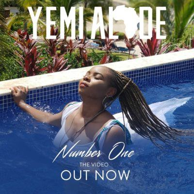 Yemi Alade – Number 1 [ViDeo]