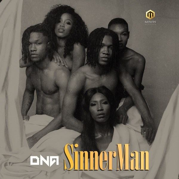 DNA – Sinnerman [AuDio]