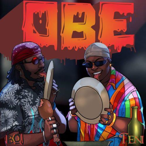 BOJ – Obe ft Teni [AuDio]
