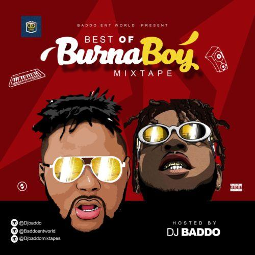 DJ Baddo – Best Of Burna Boy [MixTape]