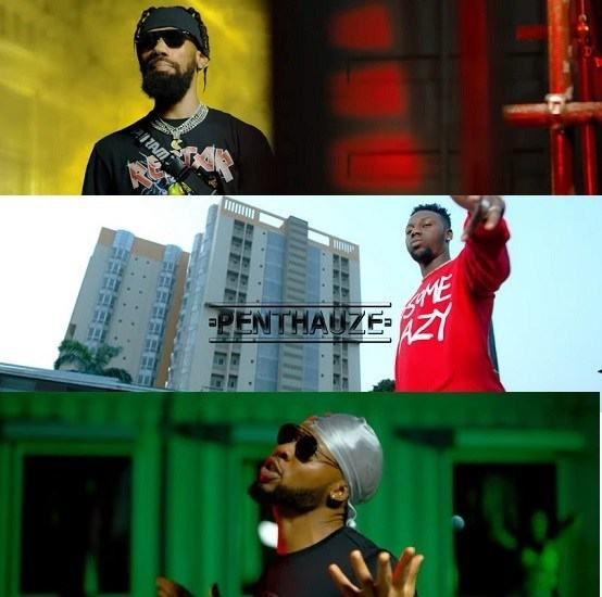 Deejay J Masta – Ani ft Phyno & Flavour [ViDeo]