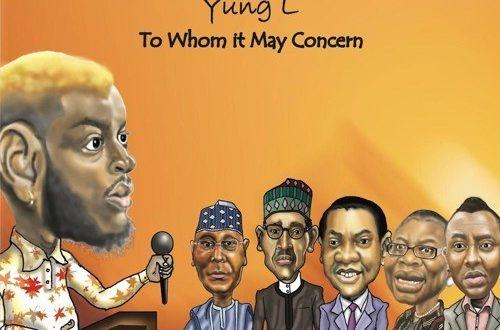 Yung L – To Whom It May Concern [AuDio]