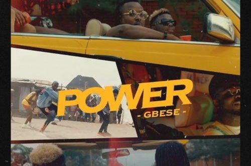 Jay Pizzle – Power (Gbese) ft GEE 4 [AuDio + ViDeo]