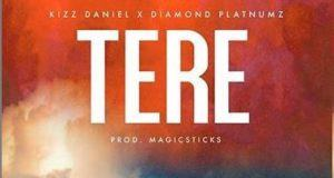 Kizz Daniel – Tere ft Diamond Platnumz [AuDio]