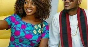 Annie Idibia and 2face Idibia