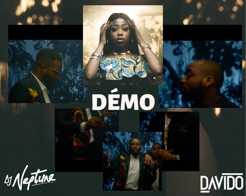 DJ Neptune – Demo ft Davido [ViDeo]