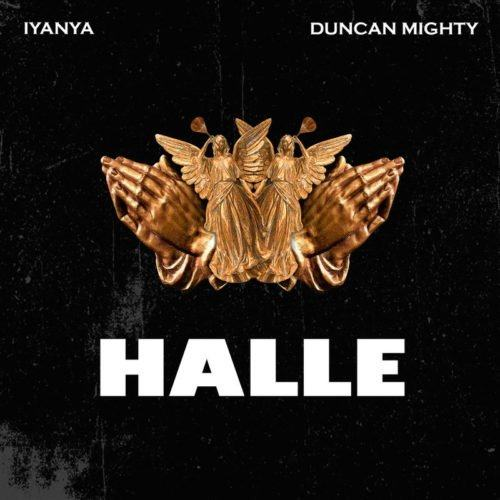 Iyanya – Halle ft Duncan Mighty [AuDio]