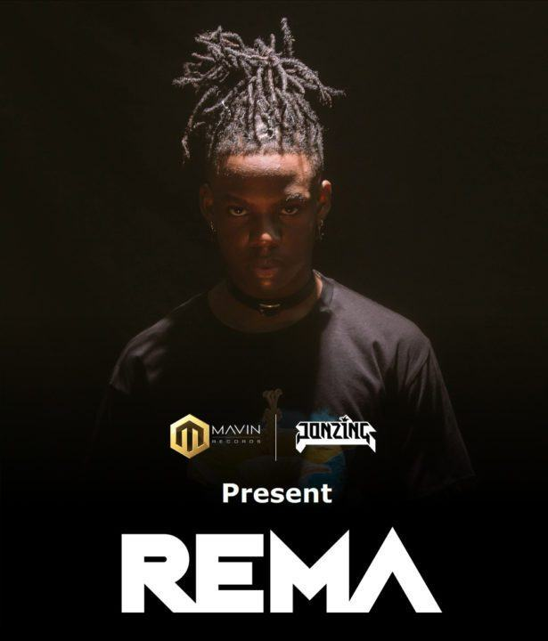 Rema – Iron Man