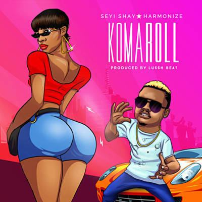 Seyi Shay & Harmonize – Ko Ma Roll [ViDeo]