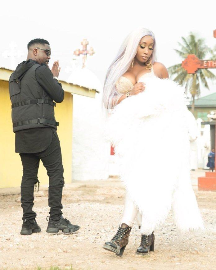 Victoria Kimani – Wash It ft Sarkodie [ViDeo]