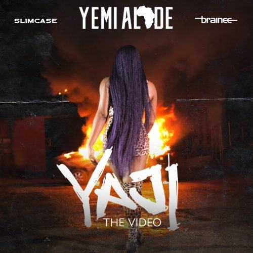 Yemi Alade – Yaji ft Slimcase & Brainee [ViDeo]