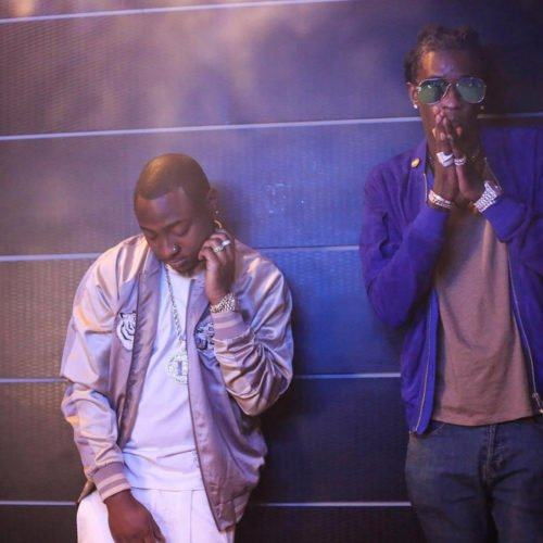 Young Thug & Davido – Lady [AuDio]
