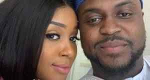 Adewale Adeleke and his wife
