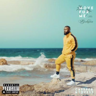 Cassper Nyovest – Move For Me ft Boskasie [AuDio]