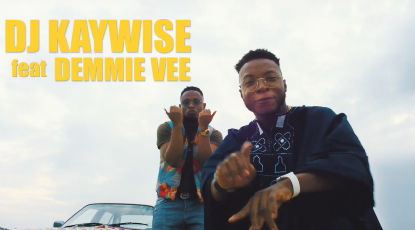 DJ Kaywise – Vanessa ft Demmie Vee [ViDeo]