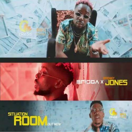 Erigga – Situation Room ft Brenny Jones [ViDeo]