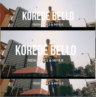 Korede Bello – Joko ft Fresh Prince & Miya B [ViDeo]