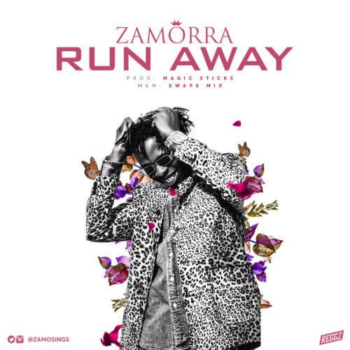 Zamorra – Run Away [AuDio]