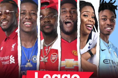 Zoro, Burna Boy, Kizz Daniel, Mayorkun & Small Doctor – Leggo