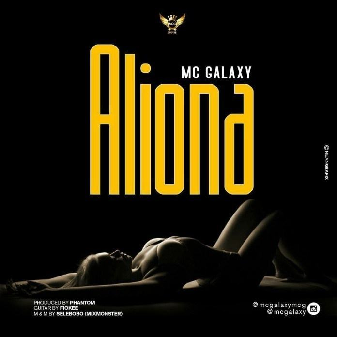 Mc Galaxy – Aliona [ViDeo]