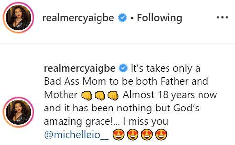Mercyaigbemother