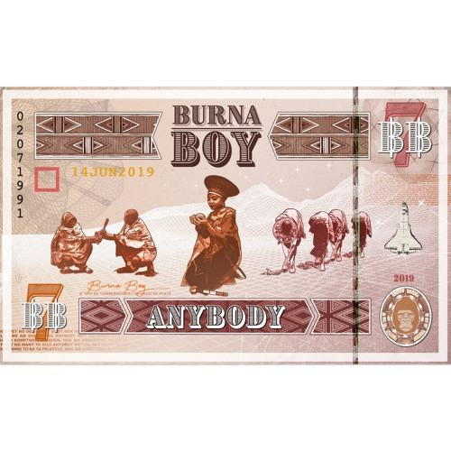 Burna Boy – Anybody [AuDio]