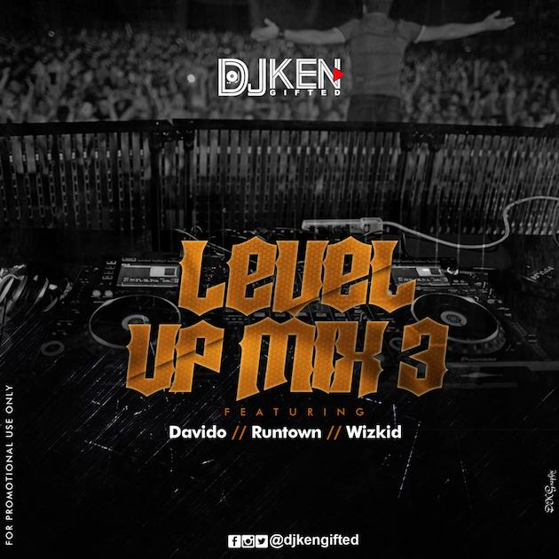 DJ Ken - Level UP [MixTape]