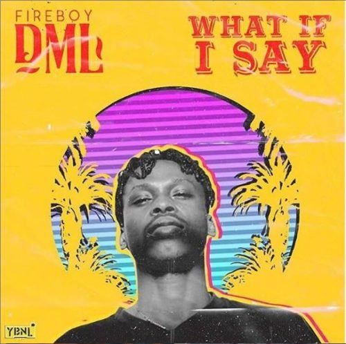 Fireboy DML – What If I Say [AuDio]