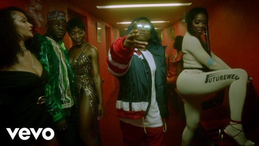 DJ Spinall – Dis Love ft Wizkid & Tiwa Savage [ViDeo]