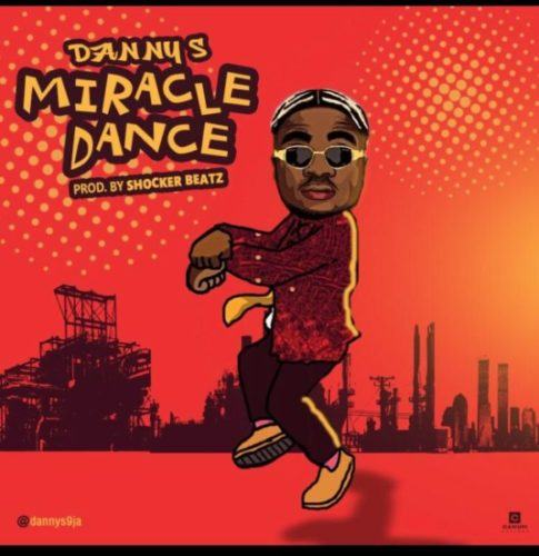 Danny S – Miracle Dance [AuDio]