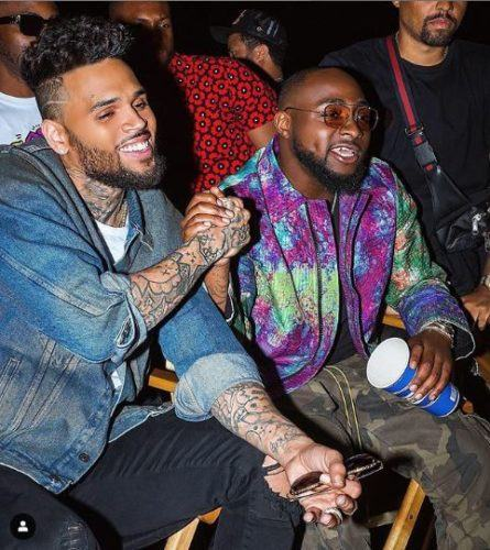 Davido & Chris Brown – Blow My Mind [ViDeo]