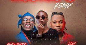 Destiny Boy – Hustle O (Remix) ft Qdot & Small Doctor [AuDio]