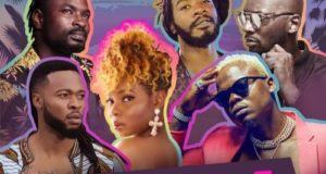 Young D – Angela ft Flavour, Yemi Alade, Harmonize, Gyptian & Singuila [AuDio]