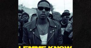 Ladipoe – Lemme Know [AuDio + ViDeo]