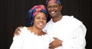 Mike Bamiloye and Gloria Bamiloye