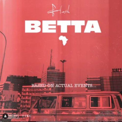 Flash – Betta ft Tekno [AuDio]