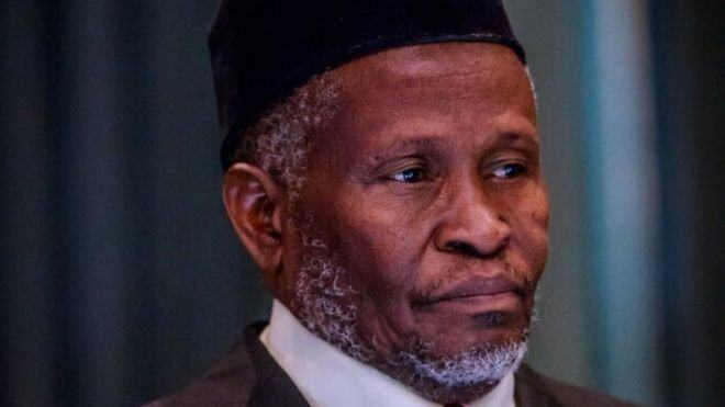 Justice Tanko Mohammed