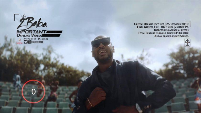 2Baba – Important [ViDeo]