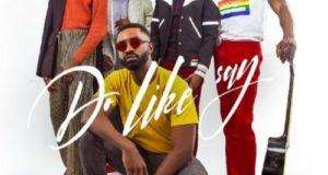 Ric Hassani & DBYZ – Do Like Say [AuDio]