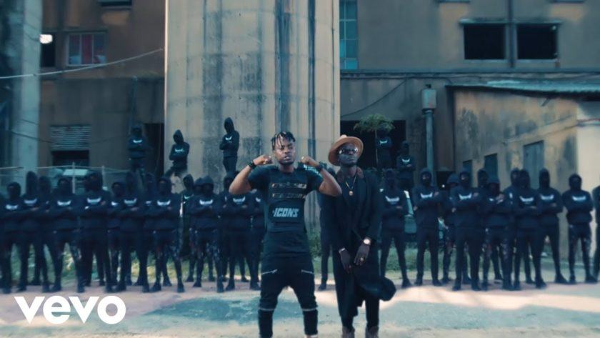 Ola Dips – Half Human Half Rap ft Akeem Adisa [ViDeo]