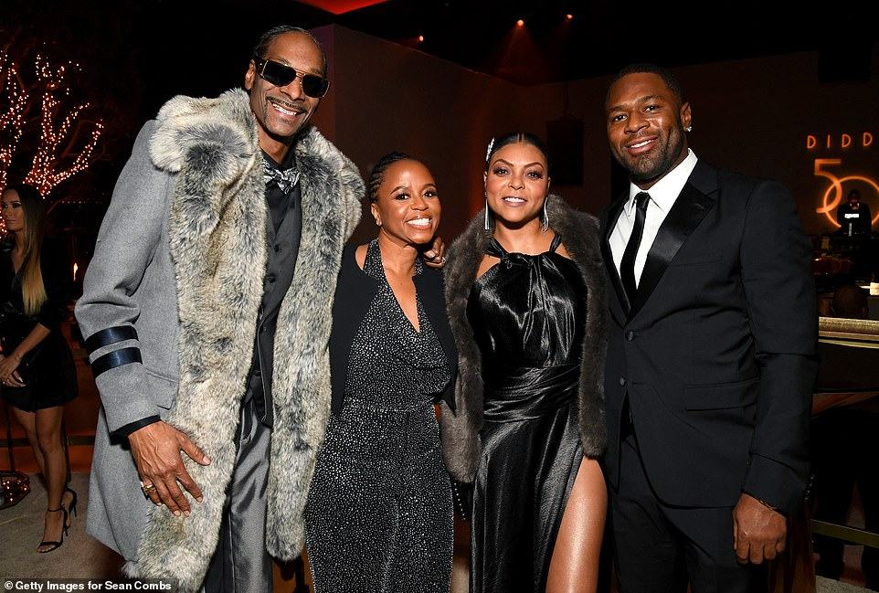 Diddy's 50th Birthday Bash