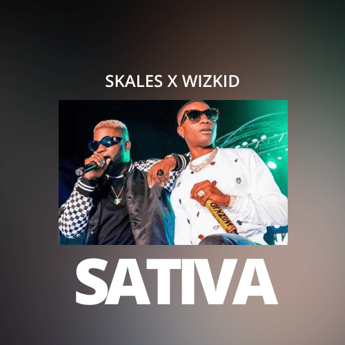 Skales & Wizkid - Sativa [AuDio]