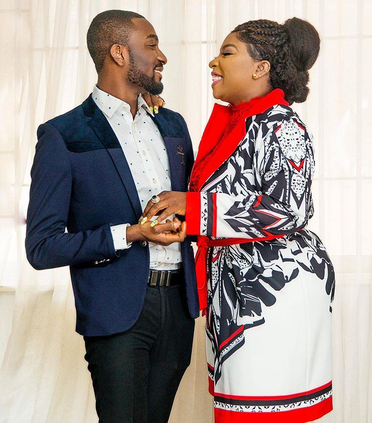 Anita Joseph set to marry Real MC Fish