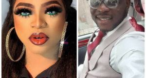 Apostle Omashola and Bobrisky
